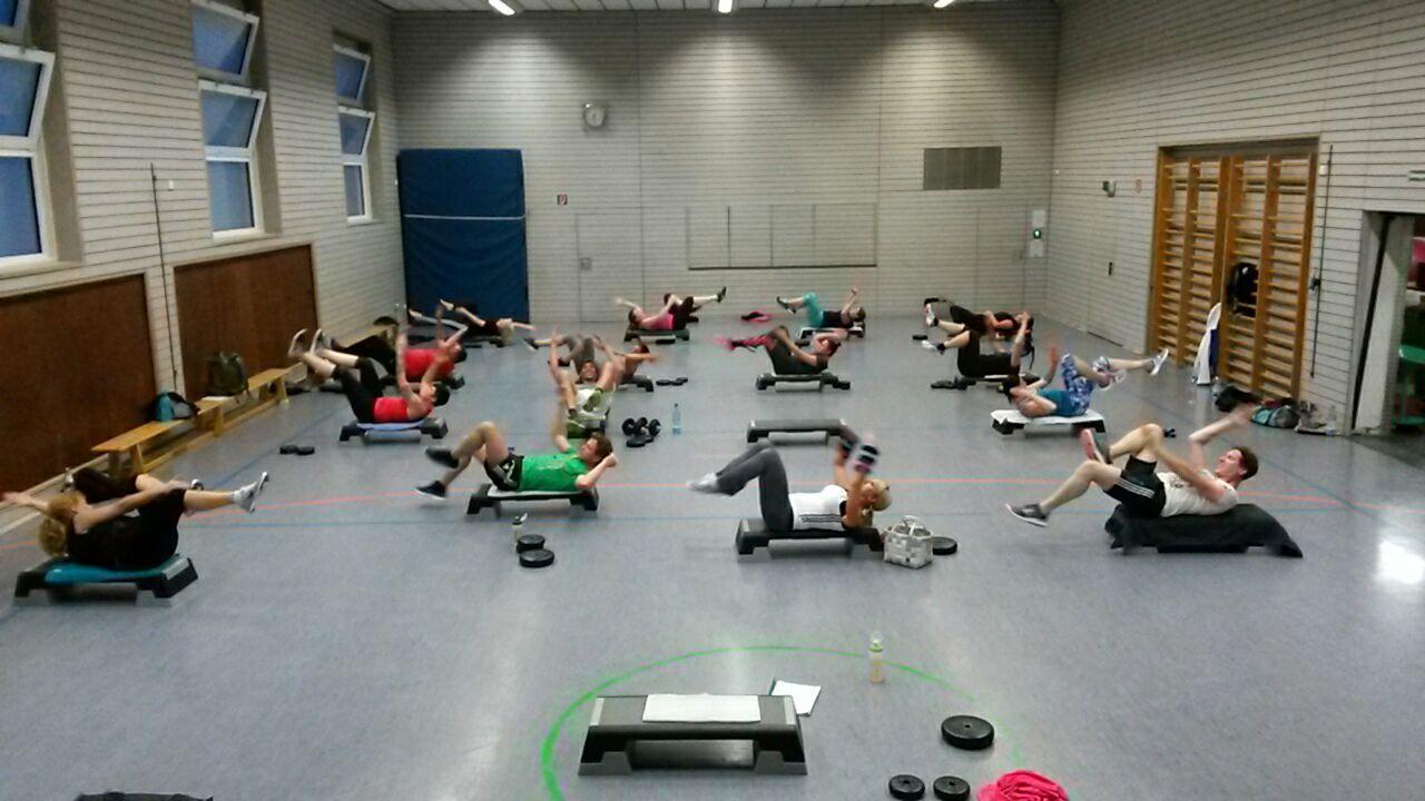(IB01) Indoor BootCamp